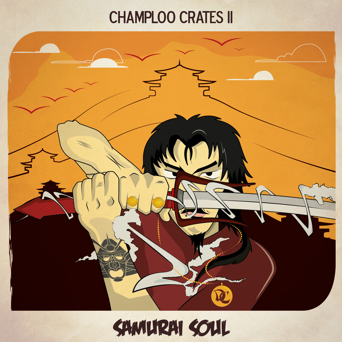 Stream: Various Artists – Champloo Crates 2: Samurai Soul