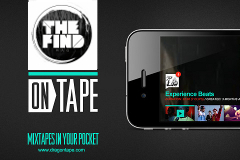 Get The Free iPhone App (DragOnTape x The Find)