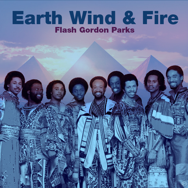 Mix: Gordon Parks – Earth, Wind & Fire