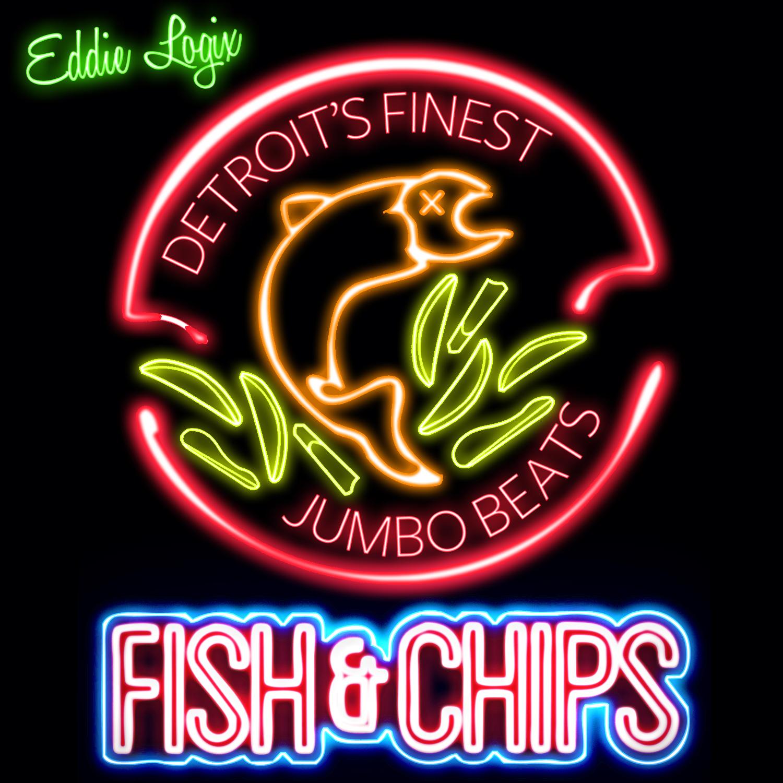 Stream: Eddie Logix – Fish & Chips