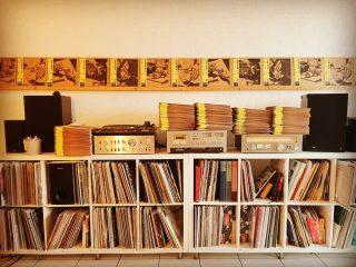 Fennek Records-Poltergeist-10-inch