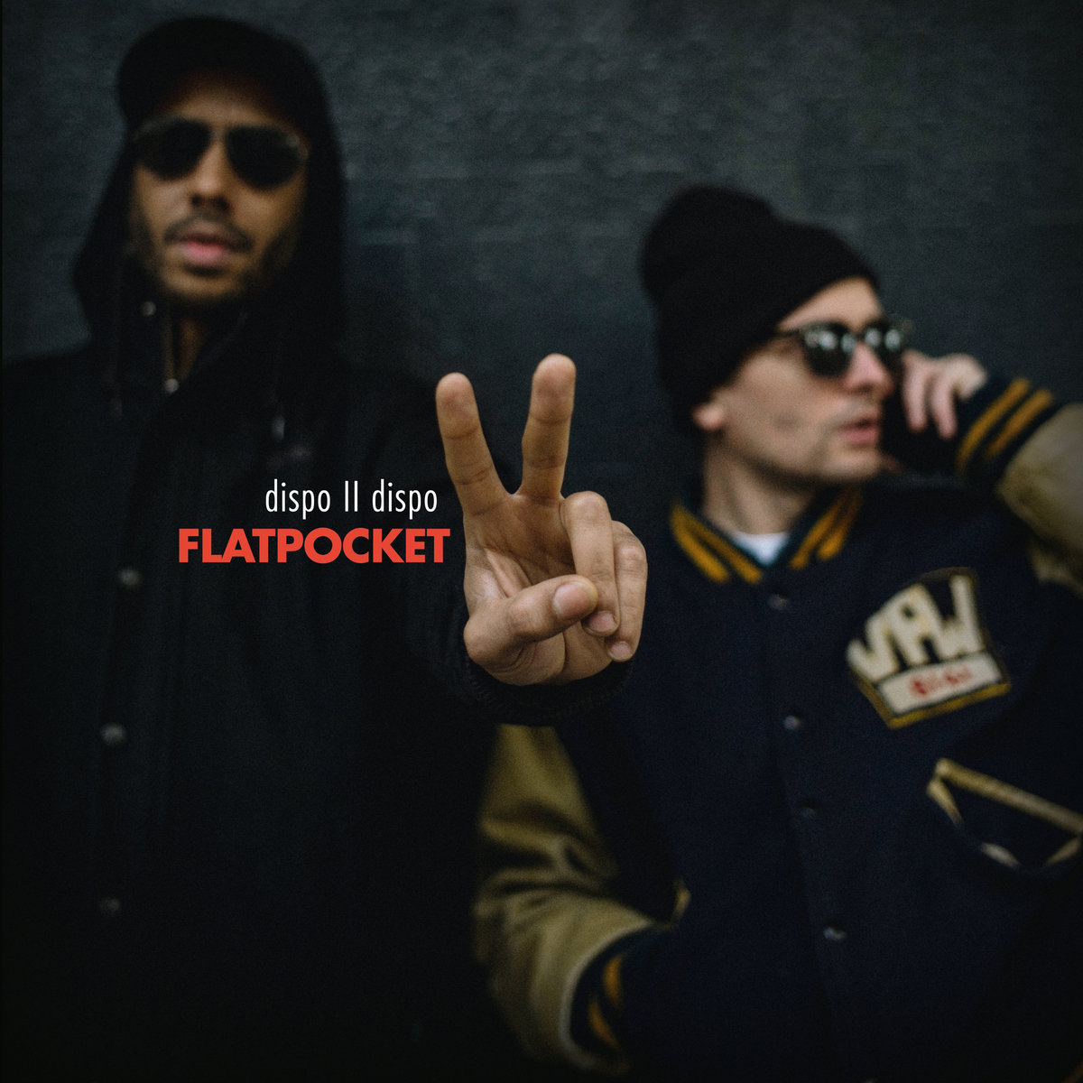 Listen: Flatpocket (Twit One & Lazy Jones) – Dispo II Dispo LP