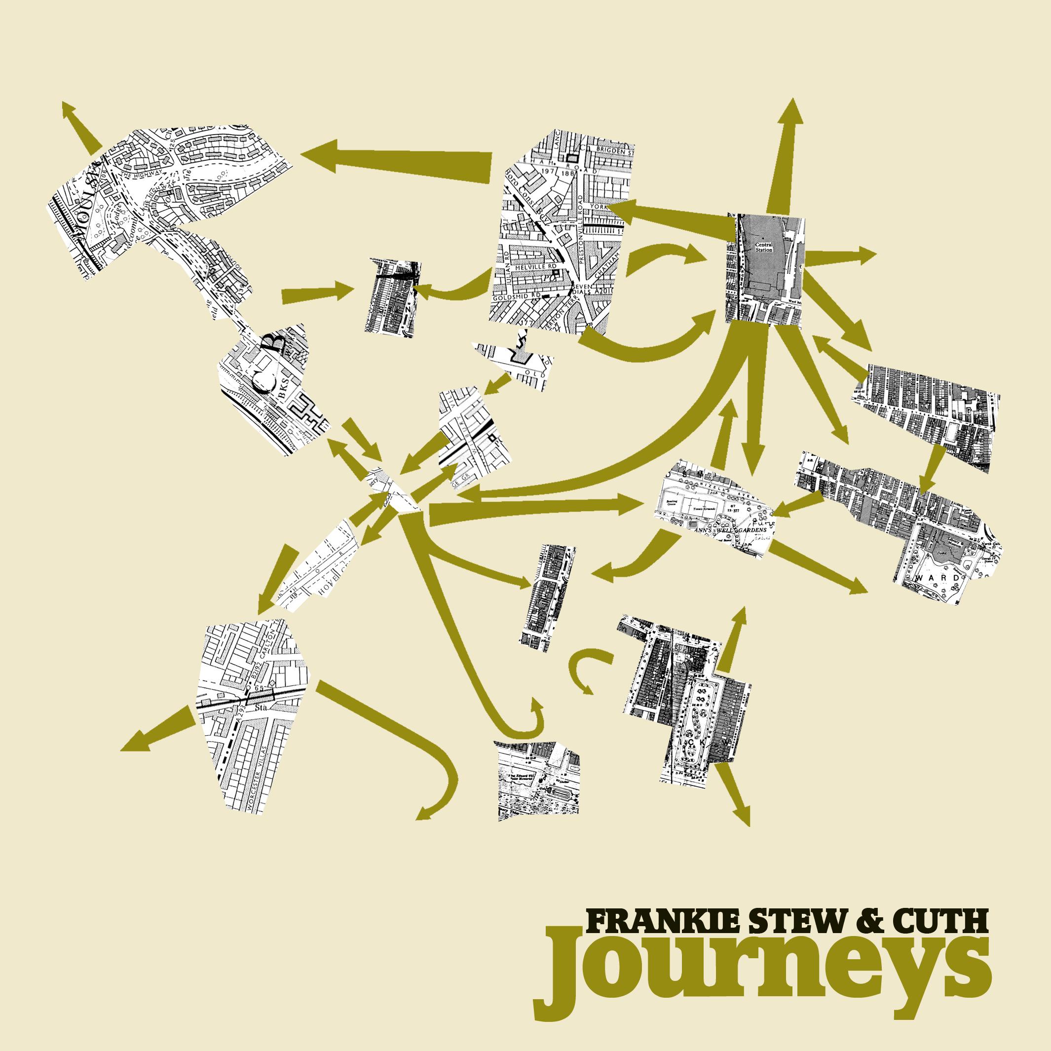 Stream: Frankie Stew & Cuth – Journeys EP
