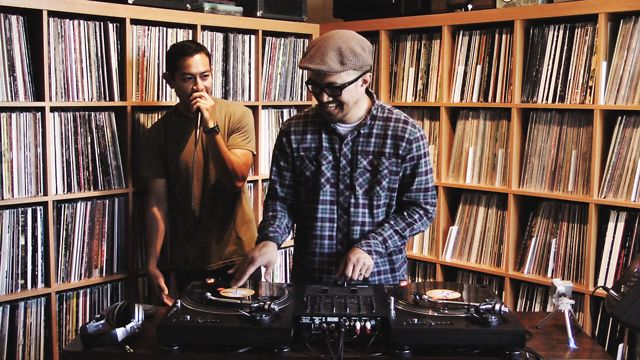 Video: Freddie Joachim & Question – Mellow Orange Vinyl Podcast (Vol. 6)
