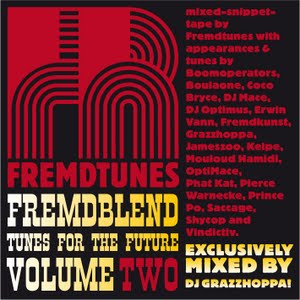 Free Download: Fremdtunes – Fremdblend Vol. 2 (Mixed by DJ Grazzhoppa)