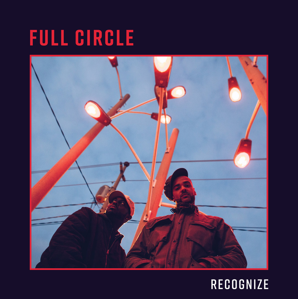 Full Circle – Recognize EP
