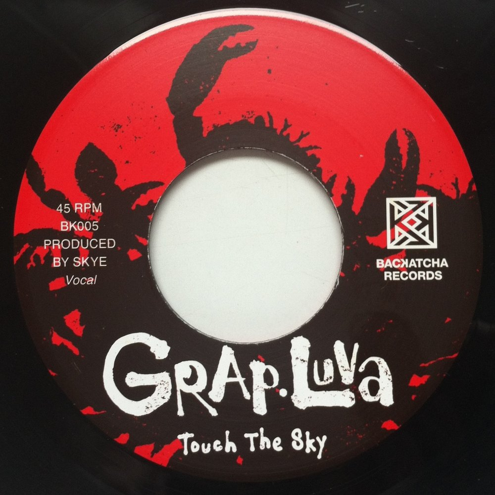 Grap Luva Touch The Sky Vinyl