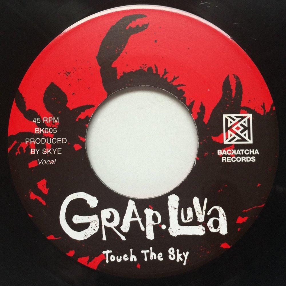 Grap Luva Touch The Sky Vinyl