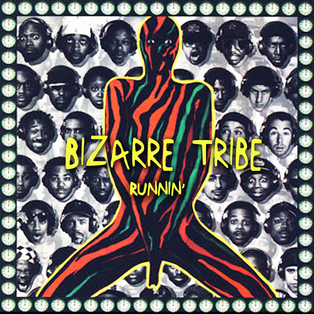 Free MP3: Amerigo Gazaway (of Gummy Soul) – Bizarre Tribe: Runnin'