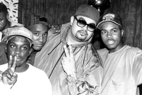 Stream: Marley Marl – Heavy D Tribute Mix (2011)