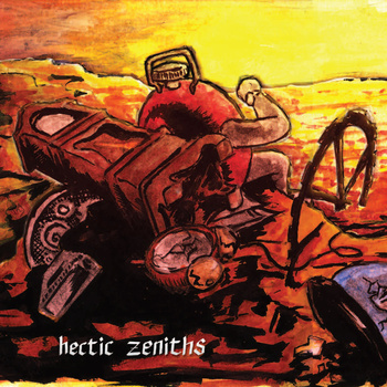 Contest: 25 copies of Hectic Zeniths' self-titled album (CD)