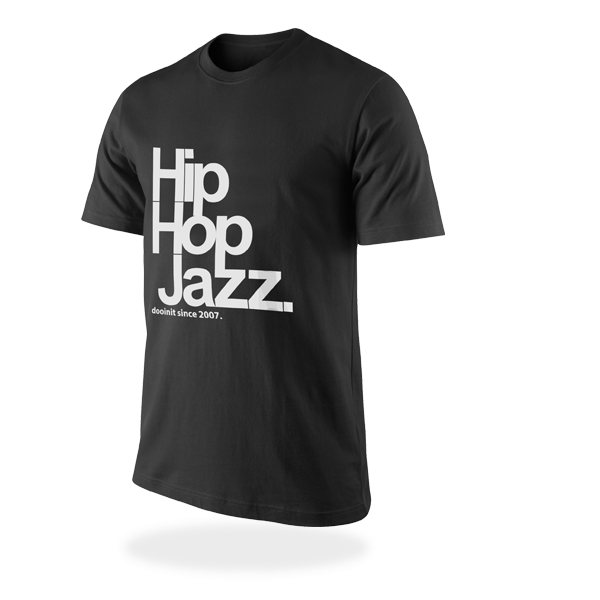 Contest: 'Hip Hop & Jazz' shirts, J-Zen CDs & stickers by Dooinit Music