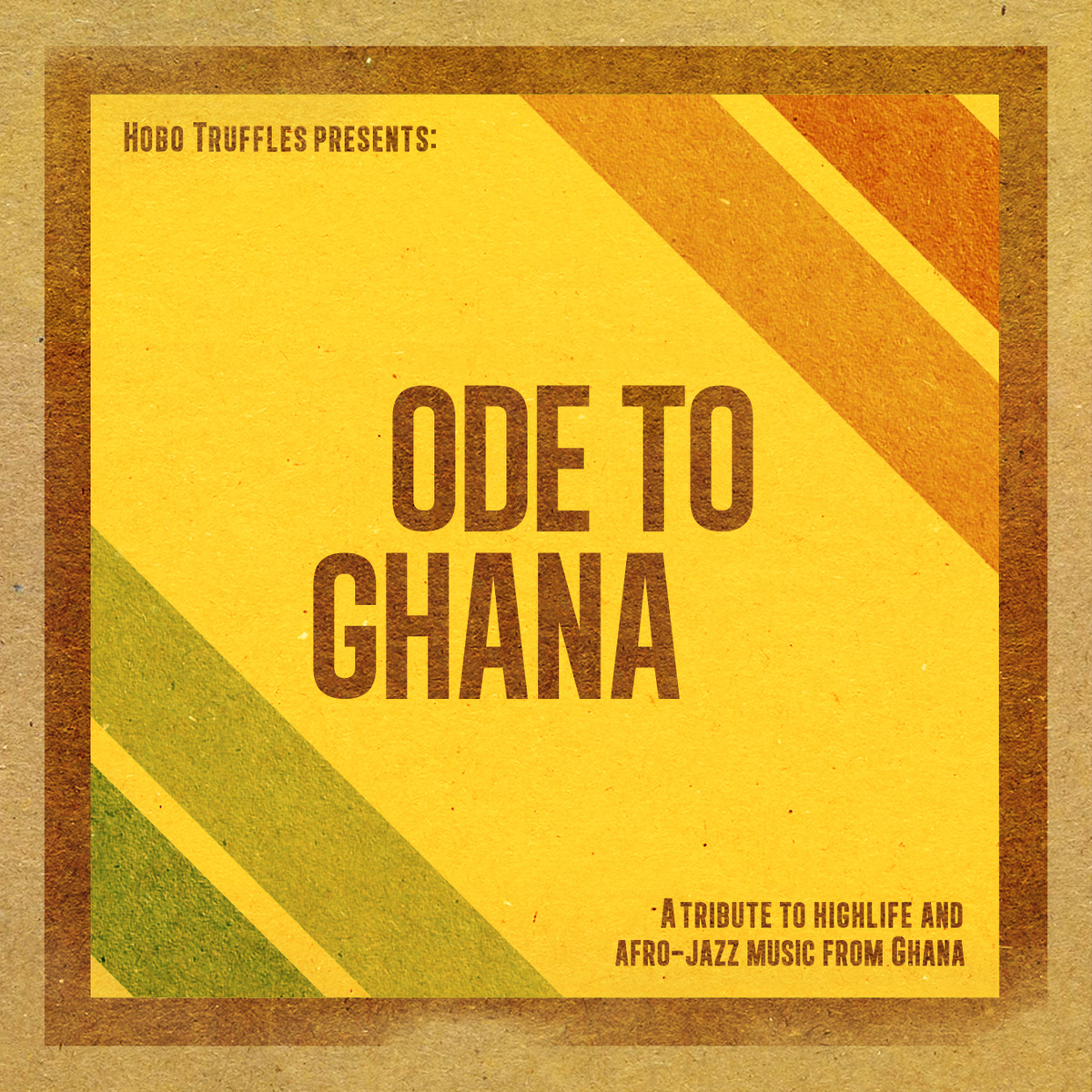 Free Download: Hobo Truffles Presents – Ode To Ghana