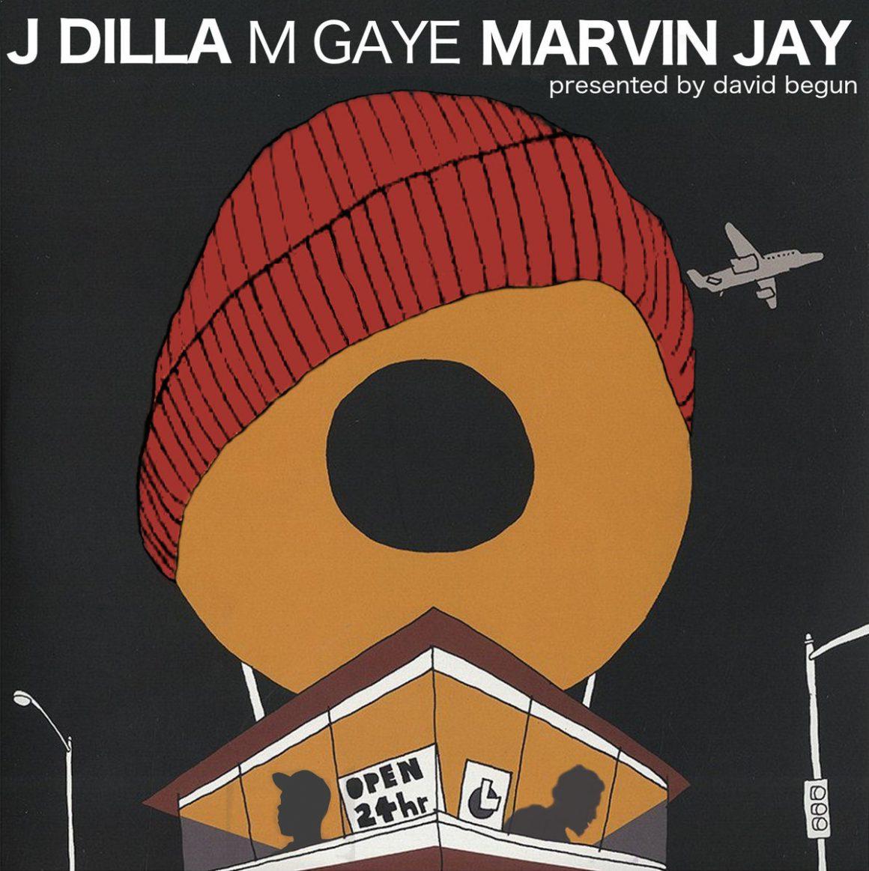 J Dilla Marvin Gaye Mashups