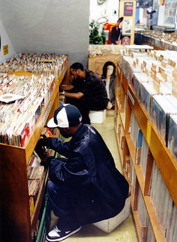 News Michigan Record Store Selling Records From Dilla S