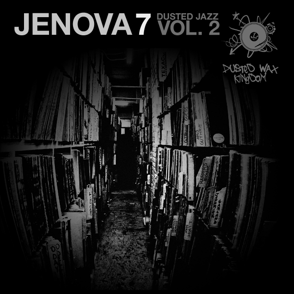 Free Download: Jenova 7 – Dusted Jazz Volume 2 (2012)