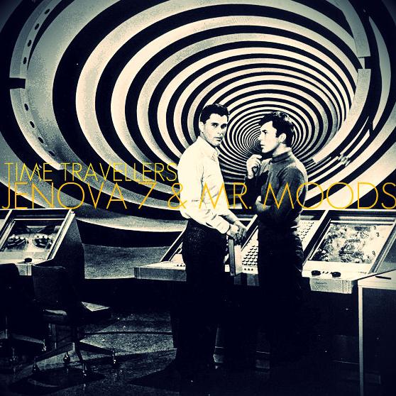 Free Download: Jenova 7 & Mr. Moods – Time Travellers (2012)