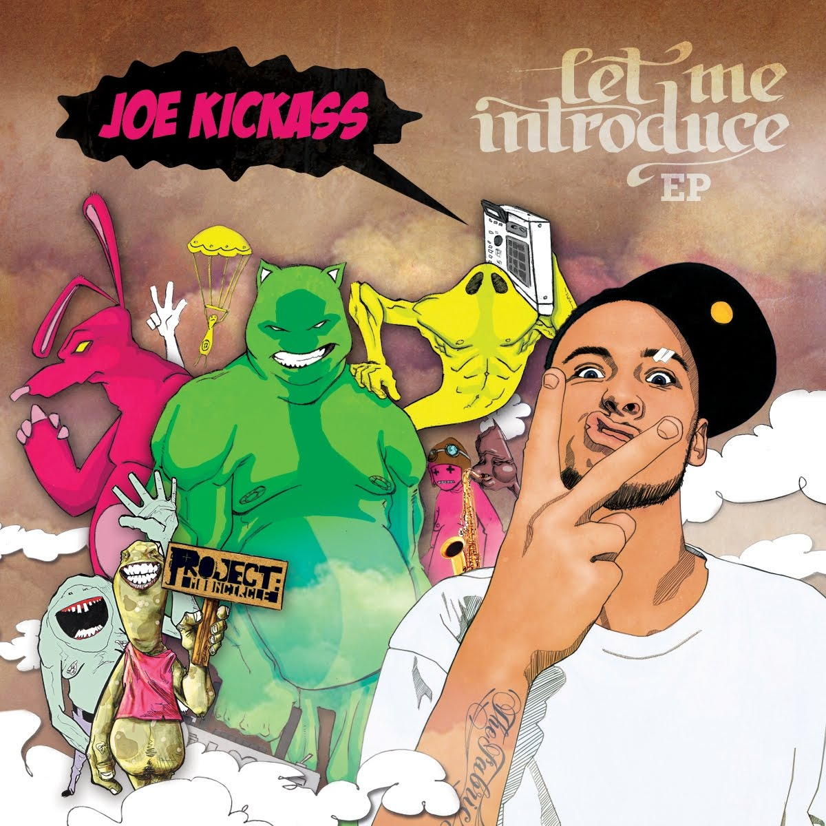 Free Download: Joe Kickass – Let Me Introduce EP (2010)