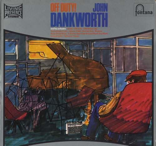 Grooves & Samples #16: John Dankworth – Bernie's Tune (1969)
