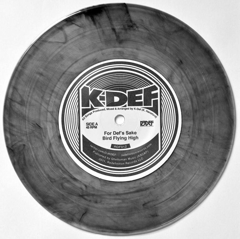 Free MP3: K-Def – Times Change