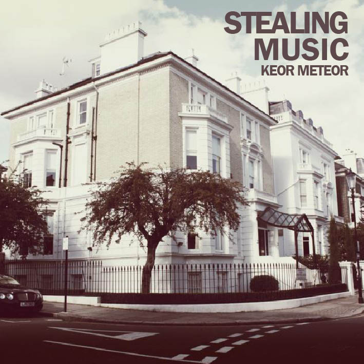 Free Download: Keor Meteor – Stealing Music (2011)