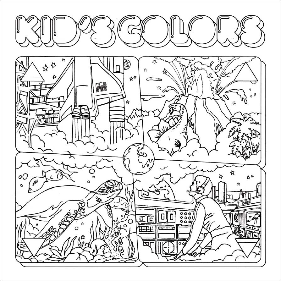 Contest: 'Kid's Colors' cover contest