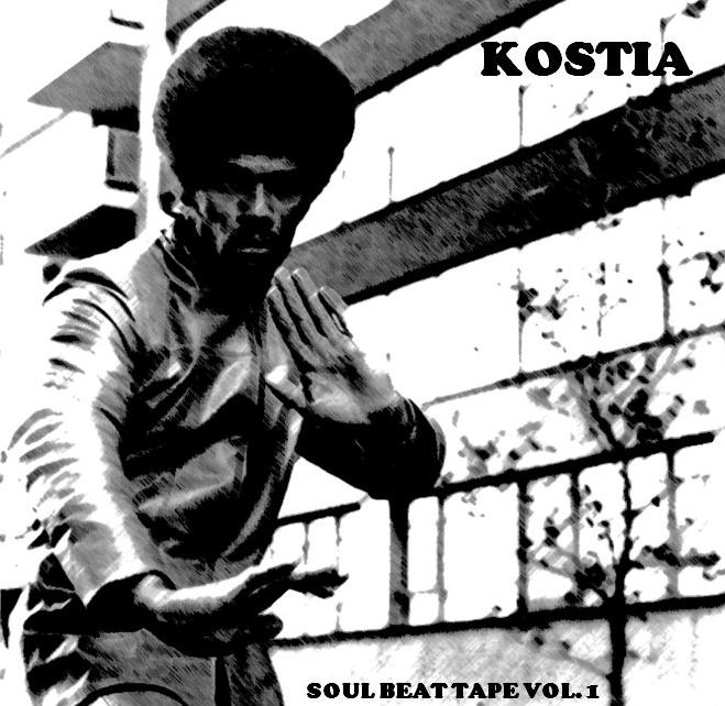 Free Download: Kostia – Soul Beat Tape Vol. 1 (2012)