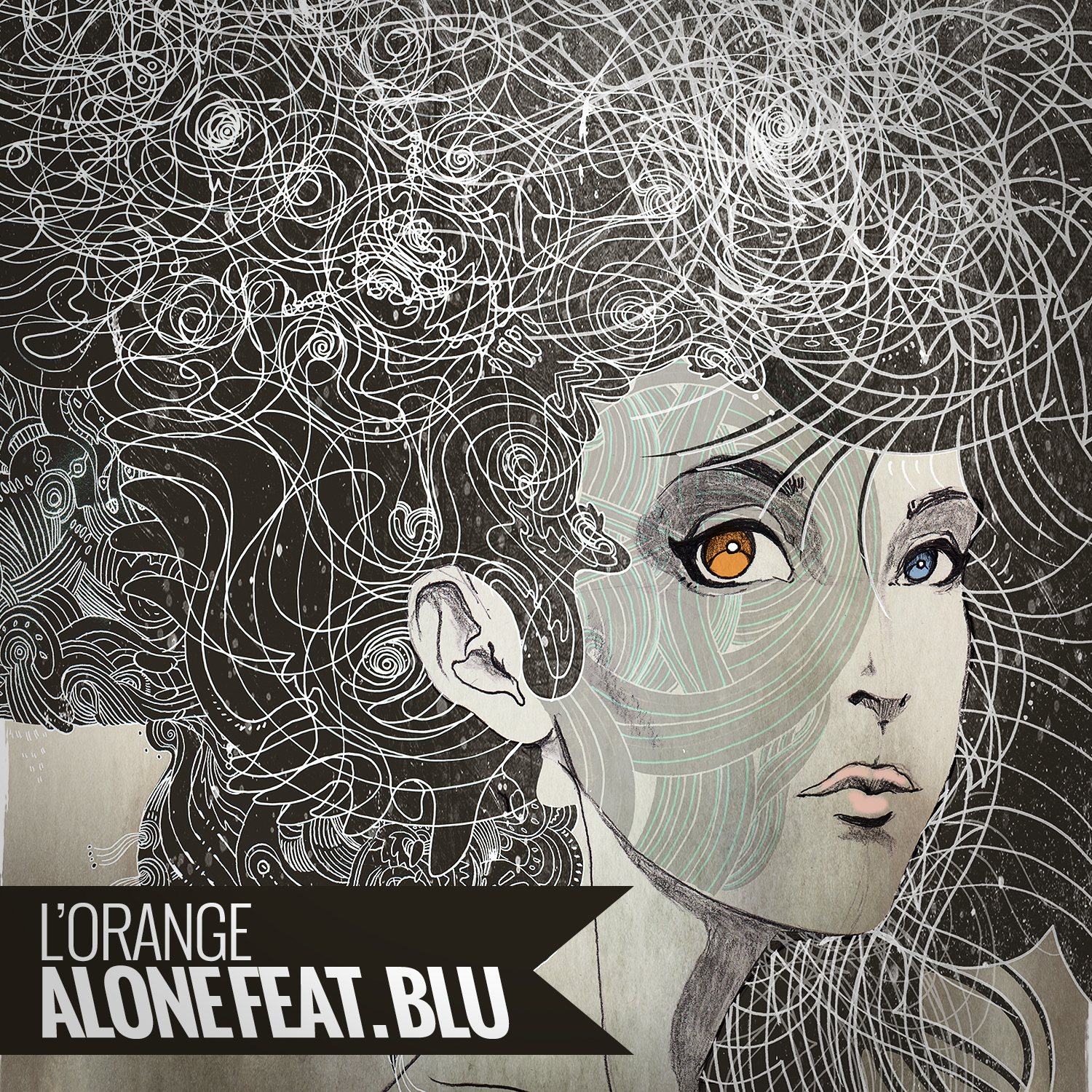 Free MP3: L'Orange – Alone (ft. Blu)