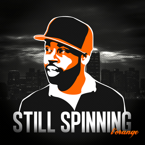 Free Download: L'Orange – Still Spinning (Presented by The Find)