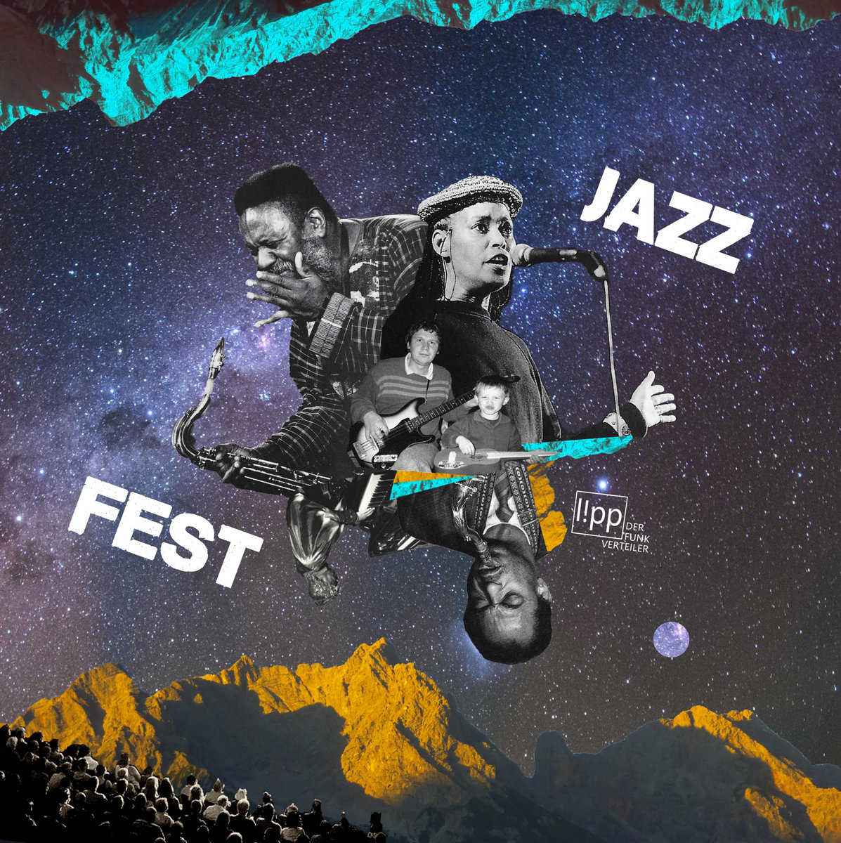 Lipp der Funkverteiler's Hommage to a Life-changing Jazz Fest (Album Stream)