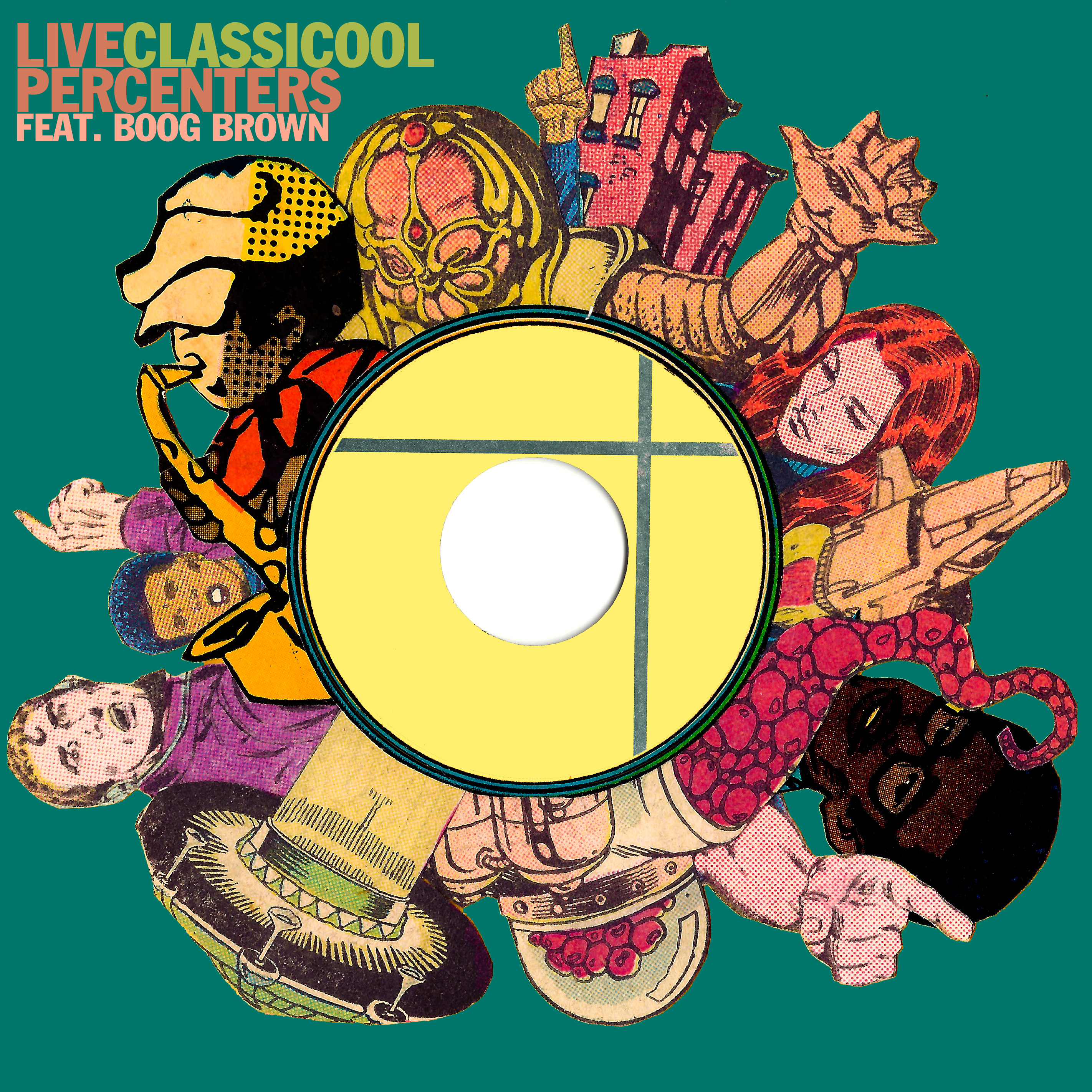 Free MP3s: Live Percenters – Classicool (ft. Boog Brown)