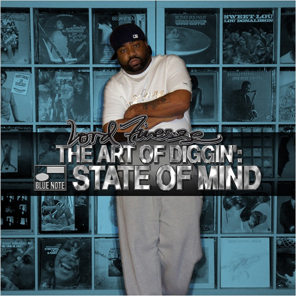 Contest: Limited edition 'Blue Note State Of Mind' flexi-disc, signed by Lord Finesse