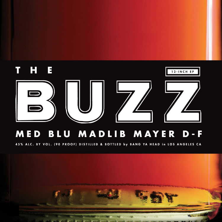 Stream: MED & Blu – The Buzz ft. Mayer Hawthorne (Prod. by Madlib)