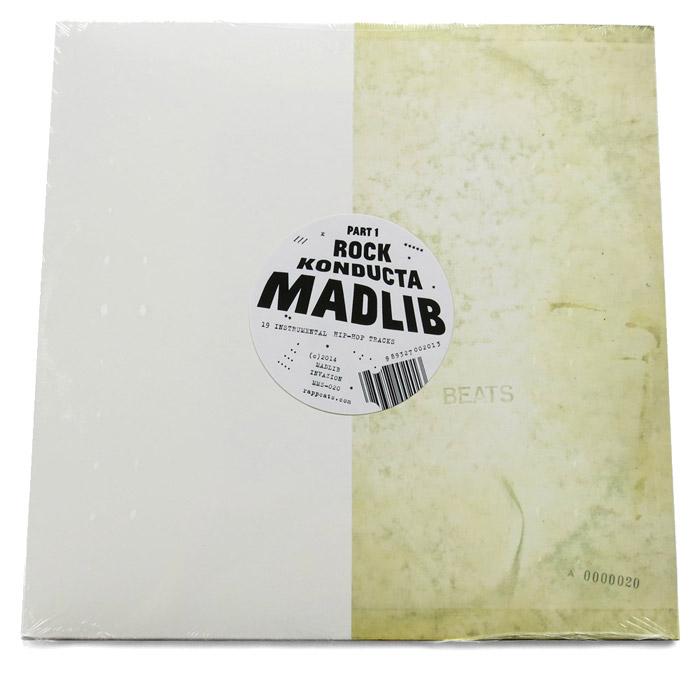 Stream: Madlib – Hold The Organ (Rock Konducta Vol. 1-2)