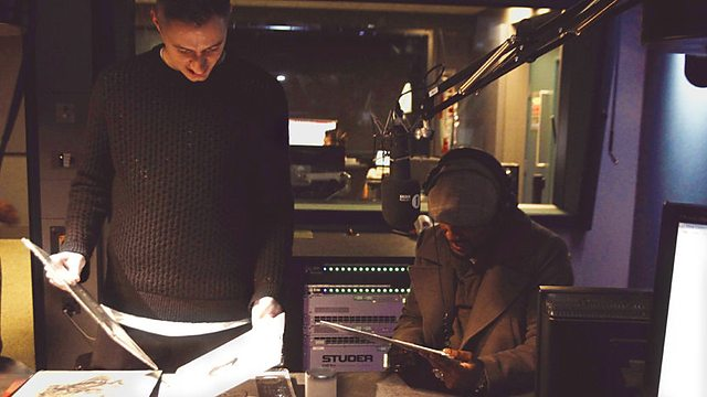 Stream: Madlib joins Benji B in the studio for a mix & in-depth interview