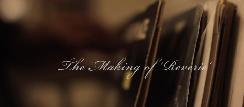 Video: Marcus D – The Making of Reverié