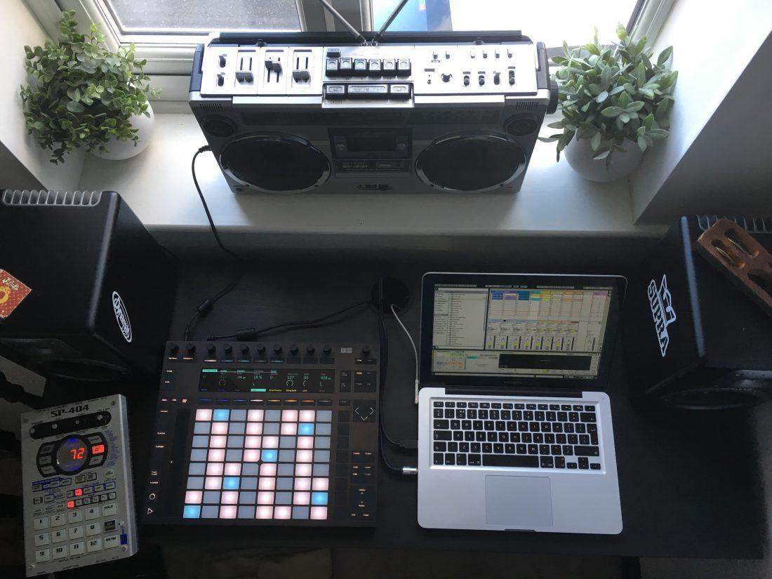 Mecca:83-Studio