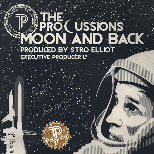 Free MP3: The Procussions – Moon and Back