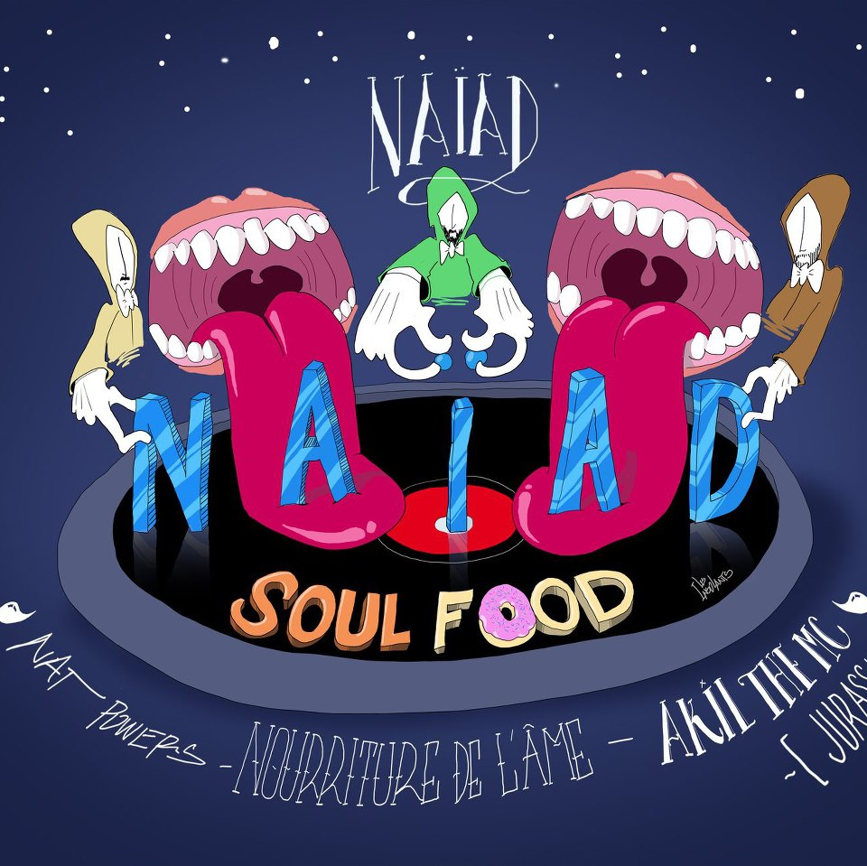 Video: Naïad – Soul Food/ Nourriture De L'Ame (ft Akil The MC)