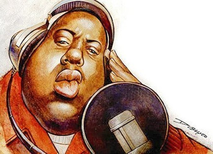 Notorious B.I.G. by Dubelyoo