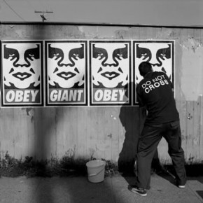 Art: Obey The Giant - The Story of Shepard Fairey