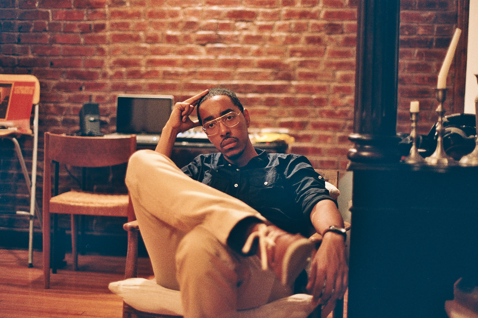 Stream: Oddisee – Lonely Planet