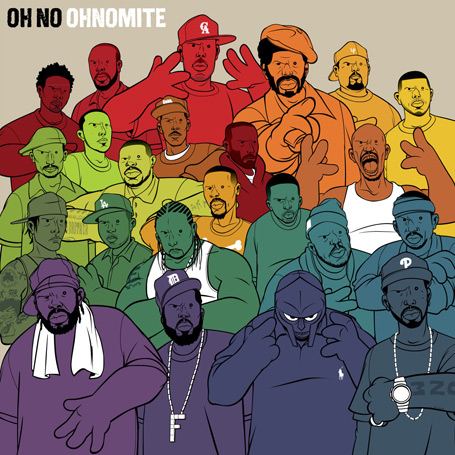 News: Oh No drops new single off 'Ohnomite' featuring DOOM