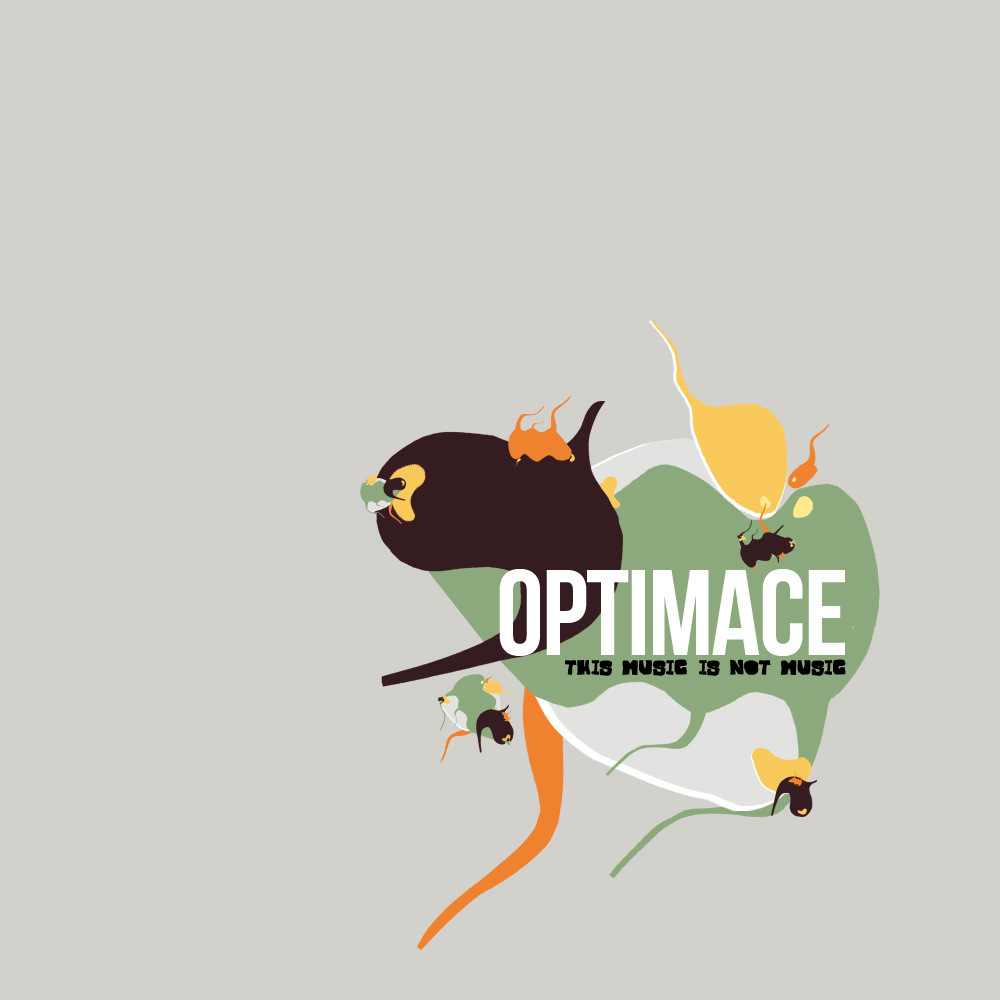 Free Download: OptiMace – This Music Is Not Music (2011)