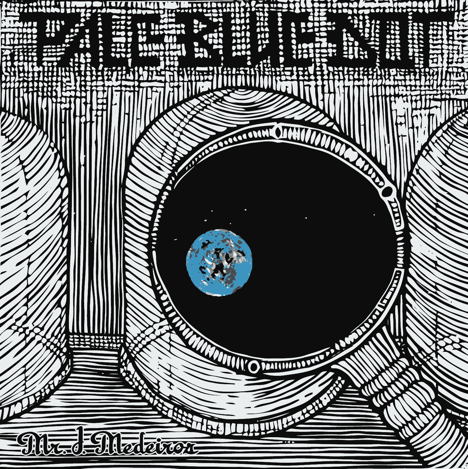 Blue Vinyl: Mr. J Medeiros – Pale Blue Dot