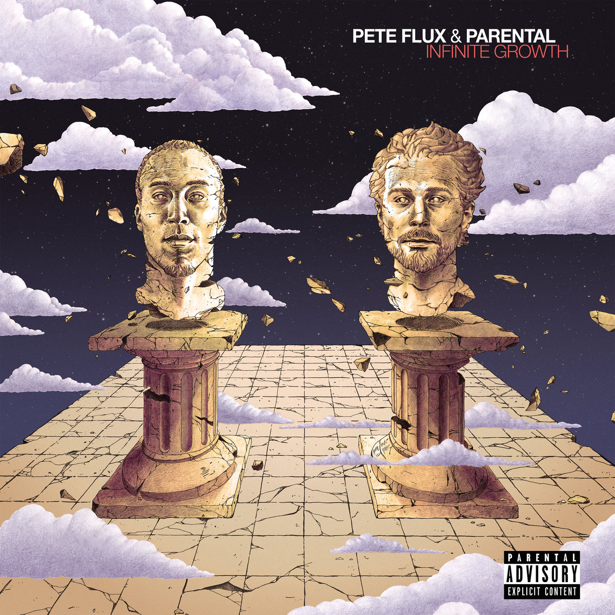 Album: Pete Flux & Parental – Infinite Growth