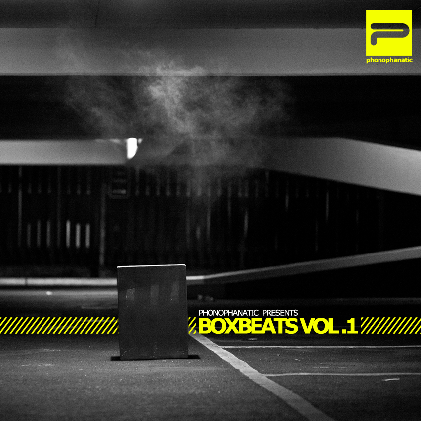 Free Download: Phonophanatic – Boxbeats Vol. 1
