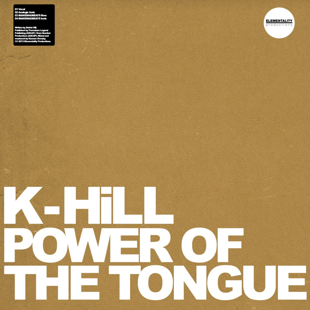 Free MP3s: K-Hill – Power of the Tongue II