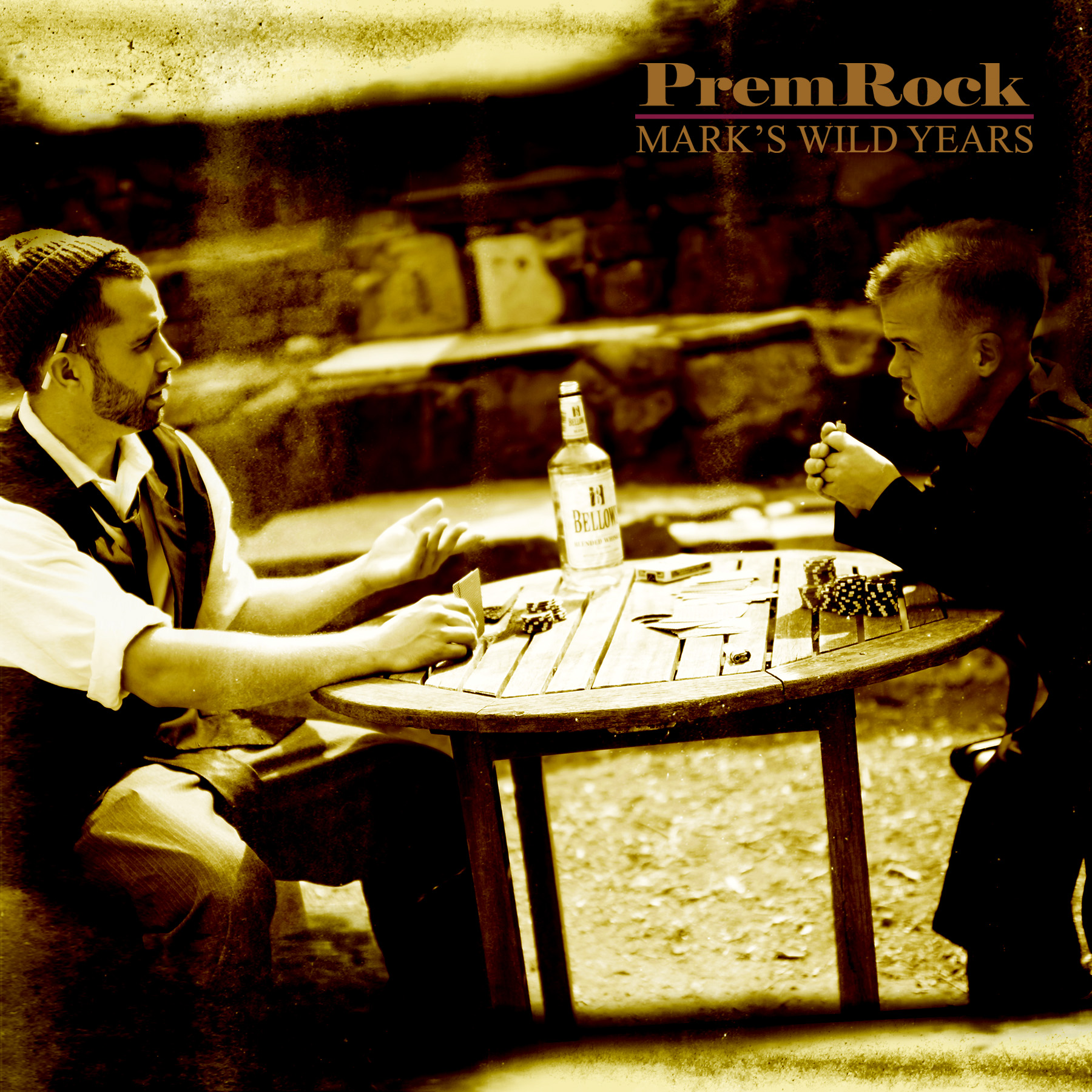 Free Download: PremRock – Mark's Wild Years