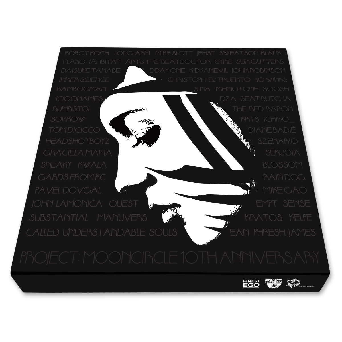 News: Project Mooncircle celebrates 10th anniversary with 4LP box set